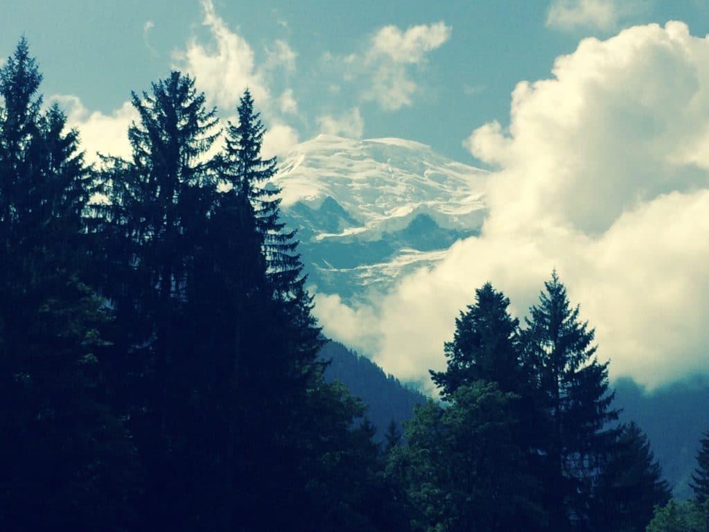 Chamonix-Mont-Blanc, Aiguilles Rouges natural reserve © Marine Pavé, 2015